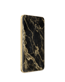 iDeal of Sweden iDeal Fashion Power Bank 5000mAh, 2.1A - Golden Smoke Marble