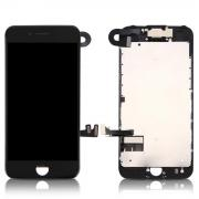 OEM IPhone 7 Display Original with Camera and Small Parts Black