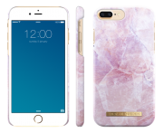 iDeal of Sweden iDeal Fashion Case til iPhone 6/6S/7/8 Plus - Pilion Pink Marble