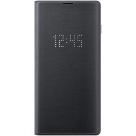 Samsung Samsung Led View Cover for Samsung Galaxy S10 - Svart (OUTLET-VARE)