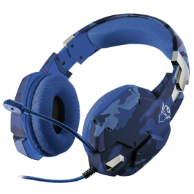Trust Trust GXT 322B Gaming headset PS4 - Blue Camo