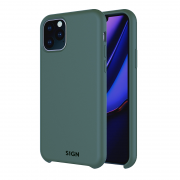 SiGN SiGN Liquid Silicone Case for iPhone 11 Pro - Mint