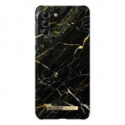 iDeal of Sweden iDeal Fashion Samsung Galaxy S21 Plus deksel- Port Laurent Marble