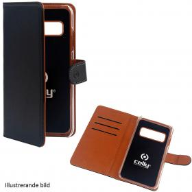 Celly Celly Wallet Case for Samsung Galaxy Note 10 Lite - Svart