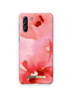 iDeal of Sweden iDeal Fashion Case for Samsung Galaxy S21 Plus - Coral Blush Floral