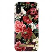 IDEAL FASHION CASE iPhone X - ANTIQUE ROSES