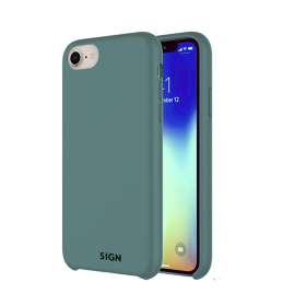 SiGN SiGN Liquid Silicone Case for iPhone 7 & 8 - Mint