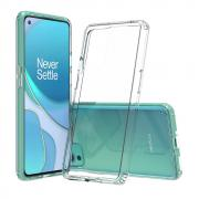 Taltech Clear Deksel for OnePlus 9 - Transparent