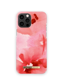 iDeal of Sweden iDeal Fashion Deksel for iPhone 12 Pro Max - Coral Blush Floral