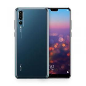Celly Champion Slim Cover for Huawei P30 - Transparent