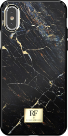 Richmond RF by Richmond & Finch, Deksel for iPhone XS Max - Black Marble