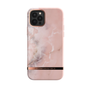 Richmond Richmond & Finch Deksel for iPhone 12/12 Pro - Pink Marble
