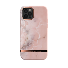 Richmond Richmond & Finch Deksel for iPhone 12 Pro Max - Pink Marble