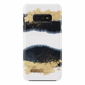 iDeal of Sweden iDeal Fashion Case for Samsung Galaxy S10e - Gleaming Licorice