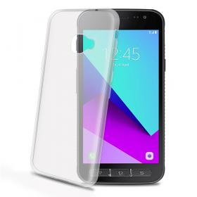 Celly Celly TPU Cover for Samsung Galaxy Xcover 4/4S - Transparent