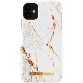 iDeal of Sweden iDeal Fashion Deksel for iPhone 11 - Carrara Gold