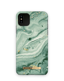 iDeal of Sweden iDeal Fashion Deksel for iPhone 11 Pro Max/XS Max - Mint Swirl Marble