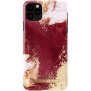 iDeal of Sweden iDeal Fashion Deksel for iPhone 11 Pro Max - Golden Burgundy Marble