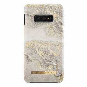 iDeal of Sweden iDeal Fashion Case for Samsung Galaxy S10e - Sparkle Greige Marble
