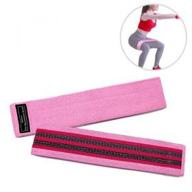 Taltech Squat Resistance Band (Moderate Tension) - Rosa