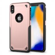 Robust Deksel for iPhone XR - Roségull