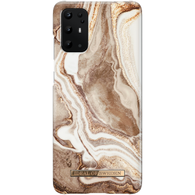iDeal of Sweden iDeal Fashion Case for Samsung Galaxy S20 Plus - Golden Sand Marble