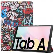 "Taltech Etui for Galaxy Tab A7 10.4"" - Carton Graffiti"