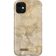 iDeal of Sweden iDeal Fashion Deksel for iPhone XR/11 - Sandstorm Marble
