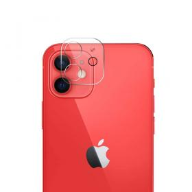 Taltech Ultra Clear Linsebeskytter i Herdet Glass for iPhone 12