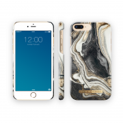 iDeal of Sweden iDeal Fashion Deksel for iPhone 6-6S-7-8 Plus - Golden Ash Marble