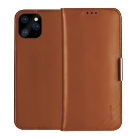 Taltech DZGOGO Royale Series II Etui for iPhone 12 Pro Max - Brun