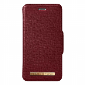 IDEAL IDEAL Fashion Wallet for iPhone 6-6s-7-8 - Burgundy