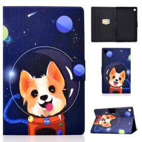 Taltech Etui for Huawei MatePad T8 - Space Dog