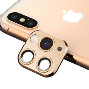 Taltech iPhone 11 Pro Max Look-alike Kameralinse for iPhone XS Max - Gull