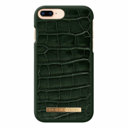 iDeal of Sweden iDeal Fashion Saffiano Deksel for iPhone 6-6s-7-8 Plus - Evergreen Croco
