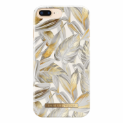 iDeal of Sweden iDeal Fashion Case for iPhone 6-6S-7-8 Plus - Platinum Leaves