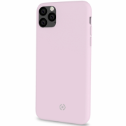 Celly Celly Feeling Silikondeksel for iPhone 11 - Rosa