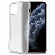 Celly Celly Gelskin Deksel for iPhone 11 Pro - Transparent