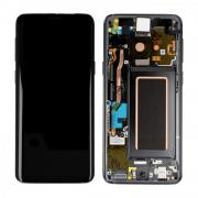 Samsung Galaxy S9 Skjerm med LCD-display - Svart - Original