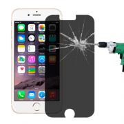 Herdet glass til iPhone 6/6S/7/8 med privatfilter