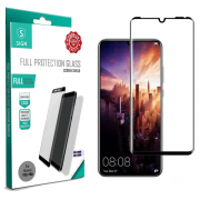 SiGN SiGN 3D Skjermbeskytter for Huawei P30 Pro herdet glass