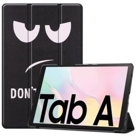 """Taltech Etui for Galaxy Tab A7 10.4"""" - Don't Touch Me"""
