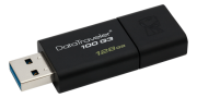 Kingston Kingston DataTraveler 100 USB 3.0 minne, 128GB