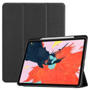 Tri-Fold Etui for iPad 12.9 (2018) - Svart