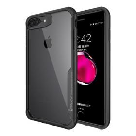 Taltech IPAKY Drop-Proof Hybriddeksel for iPhone 7-8-Plus - Svart