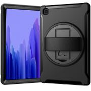 "Taltech Deksel 360° for Galaxy Tab A7 10.4"" 2020 - Svart"