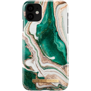 iDeal of Sweden iDeal Fashion Deksel for iPhone 11 - Golden Jade Marble