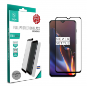SiGN SiGN 3D Skjermbeskyttelse i Herdat Glass for OnePlus 6T & 7