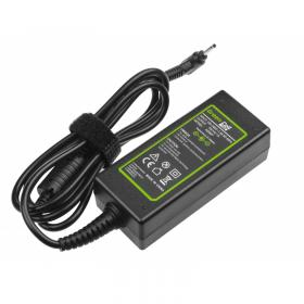 Green Cell Green Cell Lader for Asus Eee PC, 19V 2.1A 40W - Svart