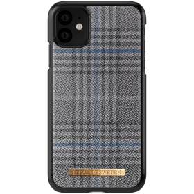 iDeal of Sweden iDeal Fashion Case for iPhone 11 & XR - Oxford Grey